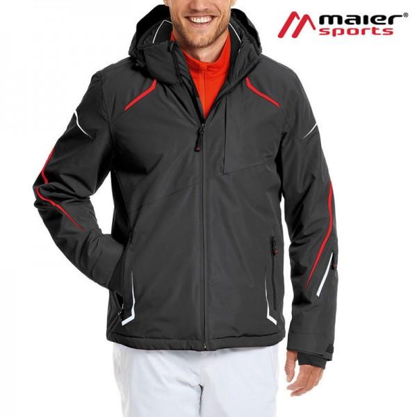 Maier Sports Jayden Skijacke Herren black