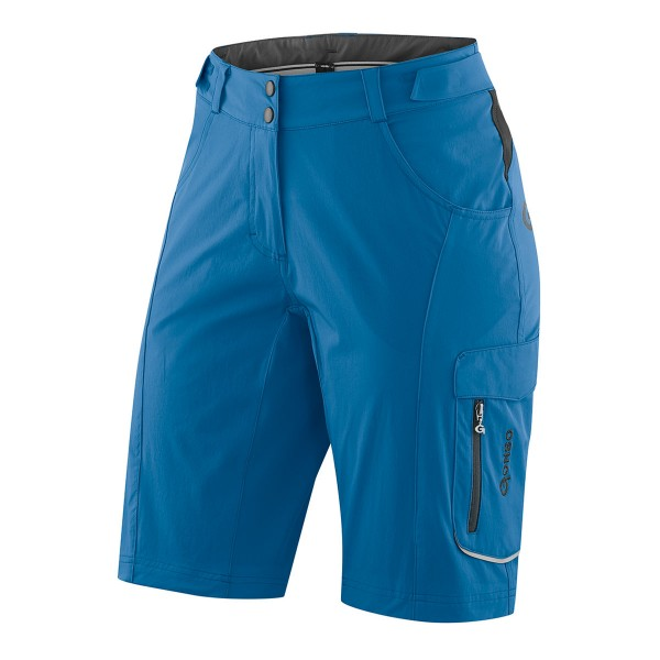 Gonso Damen Bike-Short Garni deep water