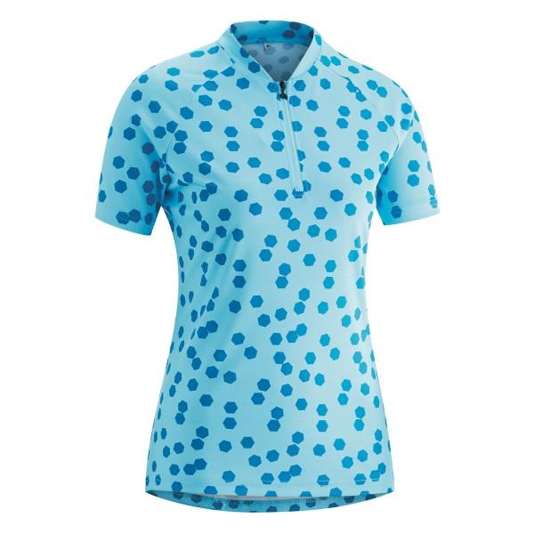 gonso damen bikeshirt lilo bluefish
