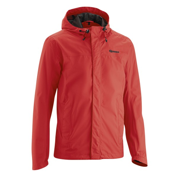 Gonso Herren Allwetterjacke Save light high risk red