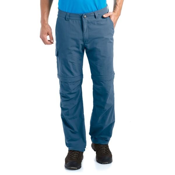 maier sports trave zipp hose herren ensign blue