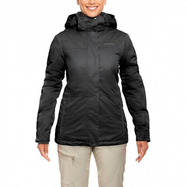 Maier Sports Liesel Outdoor-Mantel Damen black