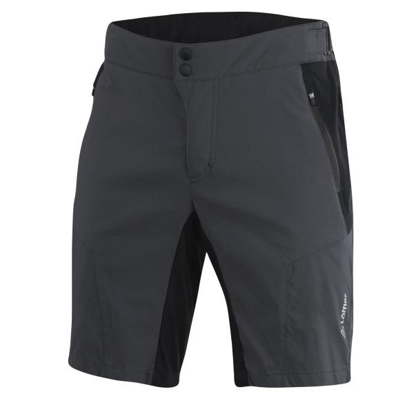 Löffler Herren Bike Shorts Evo CSL anthrazit stone
