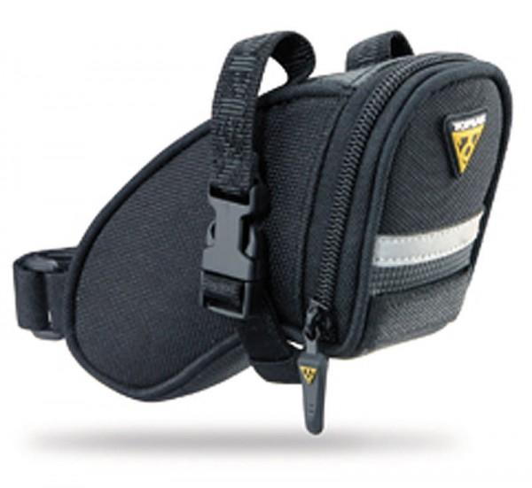 Topeak Satteltasche Aero Wedge Pack Strap Micro