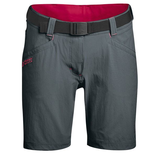 Maier Sports Lulaka Shorts Damen graphite
