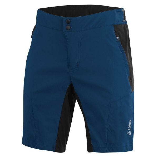 loeffler shorts evo csl deep blue