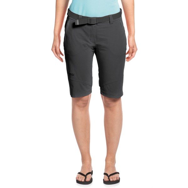 Maier Sports Lawa Damen Funktionsbermuda black