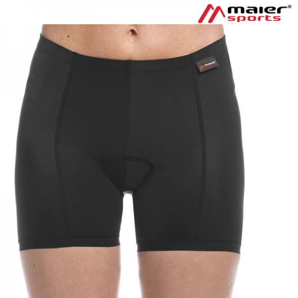 Maier Sports Radunterhose Damen black