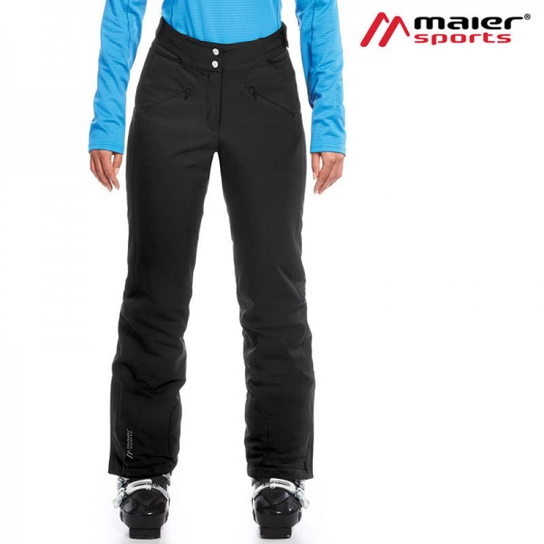 Maier Sports Allissia Slim Skihose Damen black