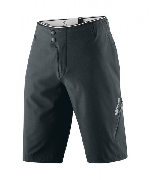 gonso fumero graphite bike shorts