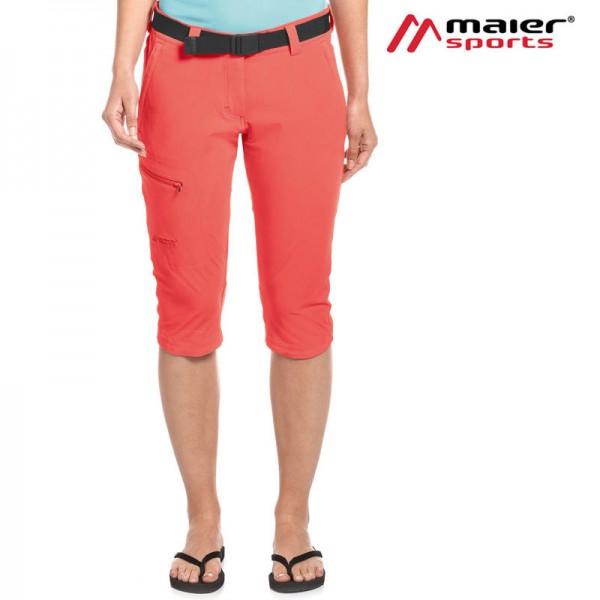 Maier Sports Inara Slim Caprihose 3/4 Damen cayenne