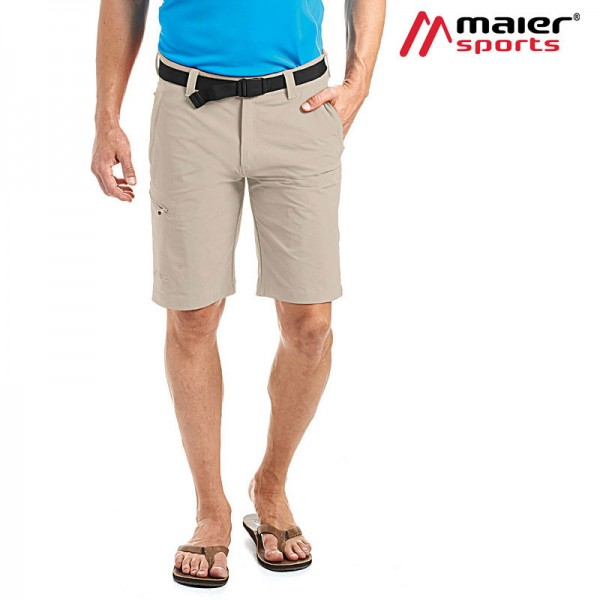 Maier Sports Huang Bermuda Herren feather gray