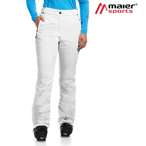 Maier Sports Vroni Skihose Damen white