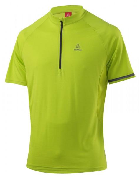 Löffler Herren Bike-Shirt Vienna light green