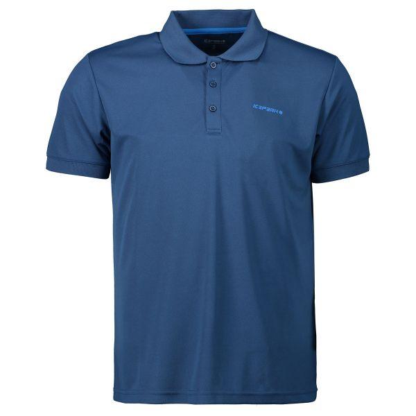 icepeak bellmont navy blue poloshirt