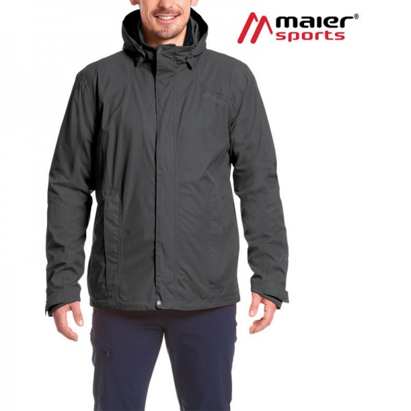 Maier Sports Metor M Outdoorjacke Herren black