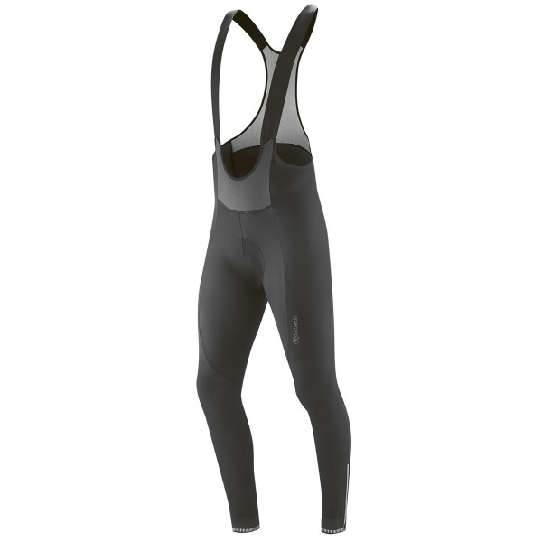 Gonso Sitivo red Thermo Tight bib Herren