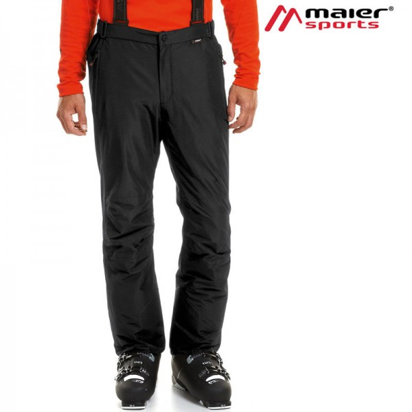 Maier Sports Skihose Logan Herren black