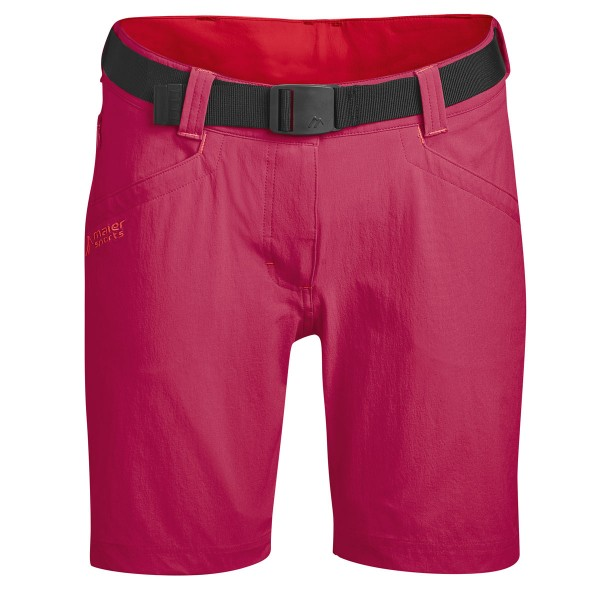 maier sports lulaka shorts persian red