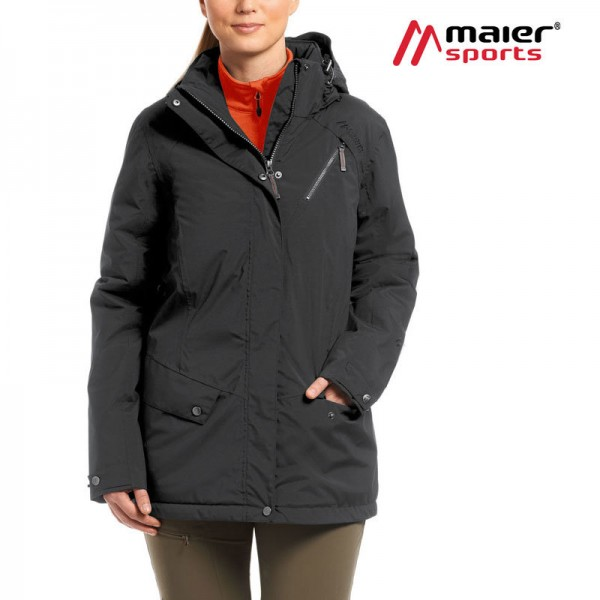 Maier Sports Carpegna Outdoorjacke Damen black