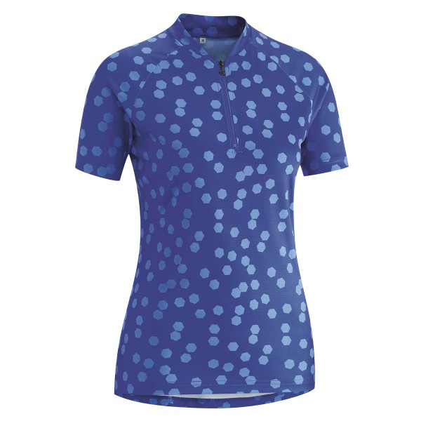 gonso damen bikeshirt lilo royal blue