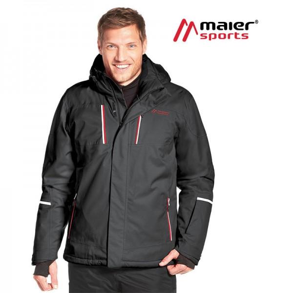 Maier Sports Lupus Skijacke Herren black