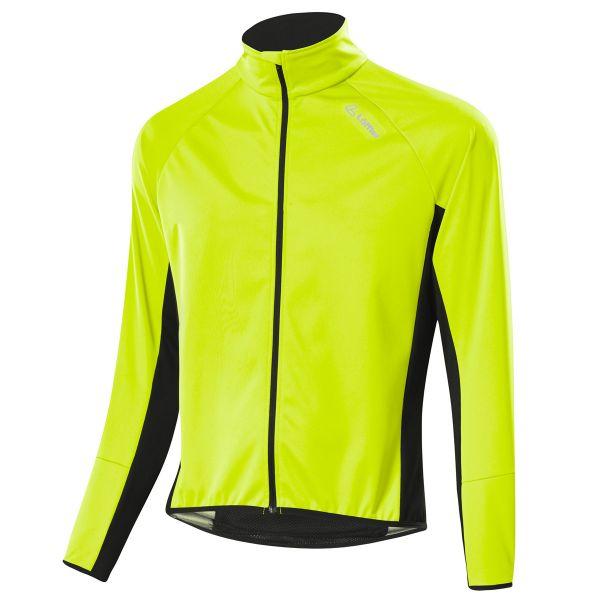 loeffler bikejacke alpha neon yellow