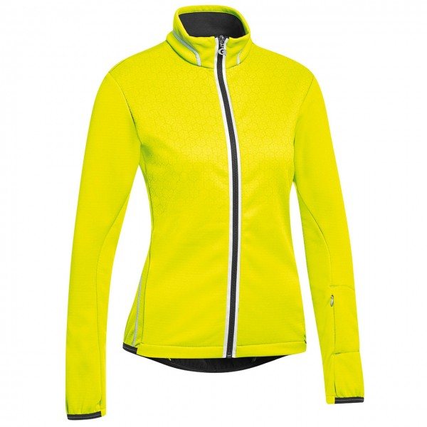 Gonso Damen Thermo-Active-Jacke Lucite safety yellow