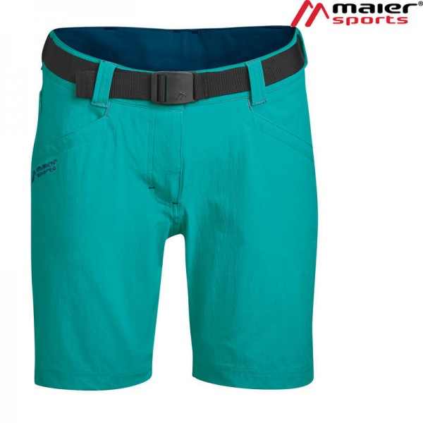 Maier Sports Lulaka Shorts Damen viridan green