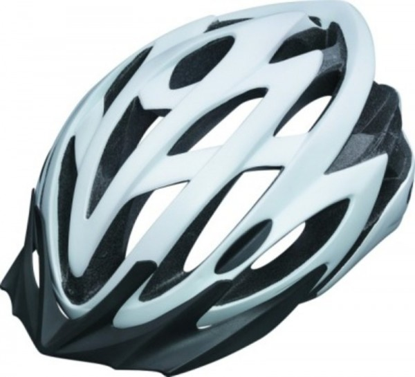 Abus Fahrradhelm S-Force Peak cream white