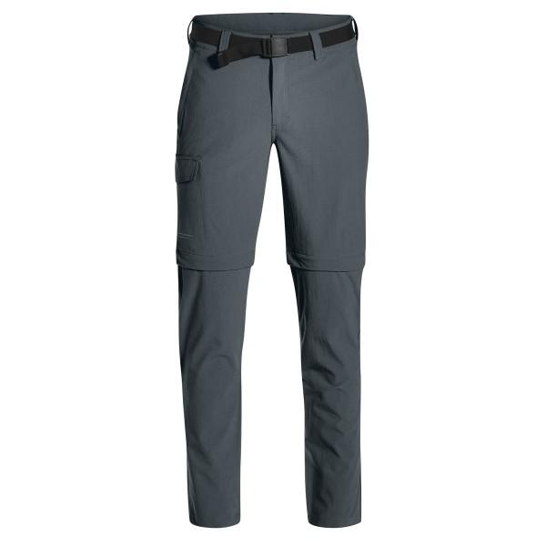 Maier Sports Torid Slim zip Outdoorhose Herren graphite