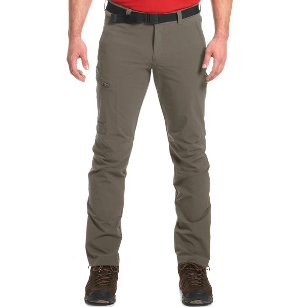 Maier Sports Torid Slim Outdoorhose Herren teak