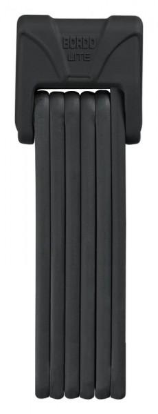 Abus Faltschloss Bordo Lite 6050 black 85 cm