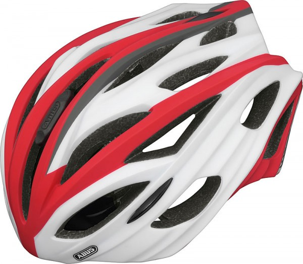 Abus Fahrradhelm In-Vizz race red