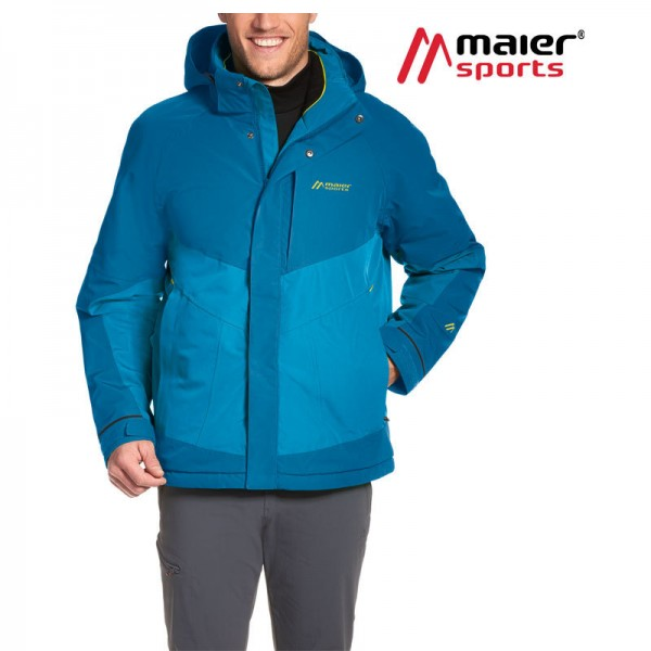 Maier Sports Kamal Outdoorjacke Herren mykonos-methyl blue