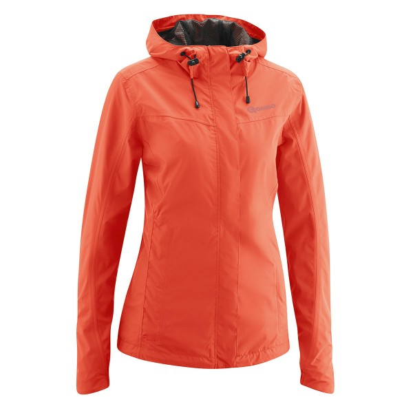 Gonso Damen Allwetterjacke Sura light hot coral