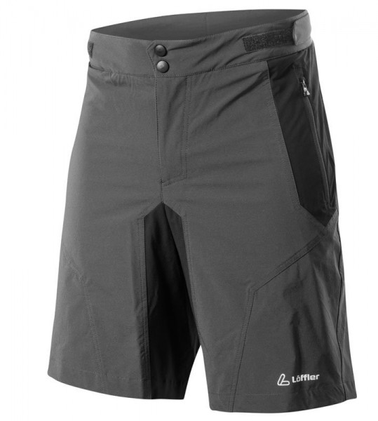 Löffler Herren Bike Shorts Tourano CSL anthracite