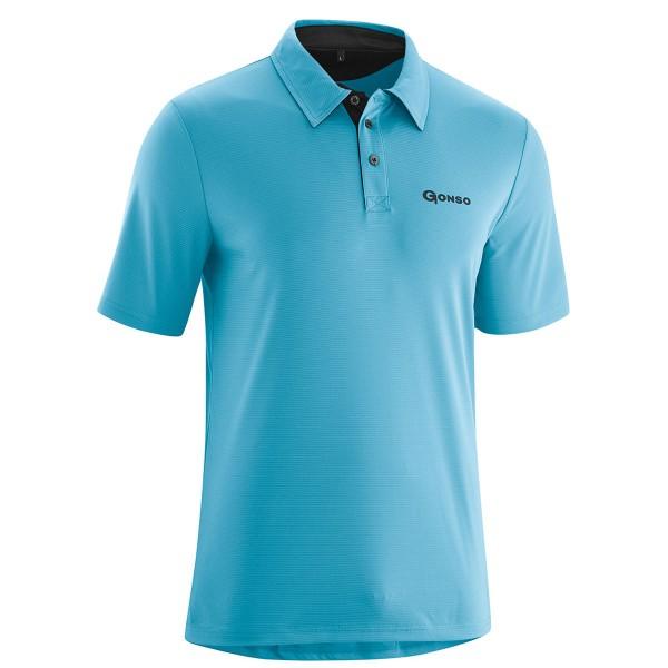 Gonso Herren Bike-Shirt Willy blue moon