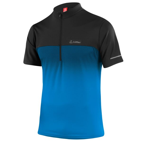 loeffler shirt flow blau