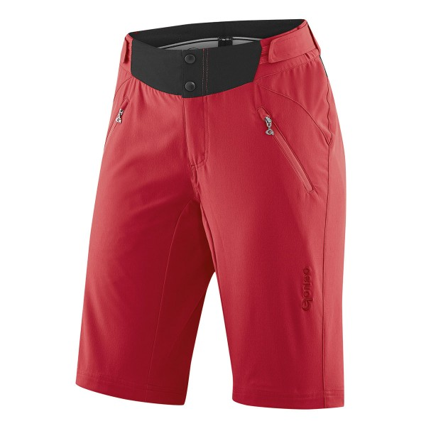 Gonso Damen Bike-Short Syeni cardinal