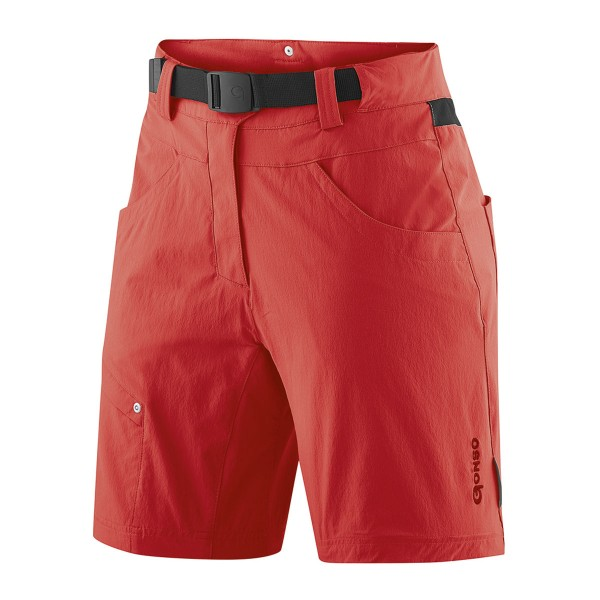 Gonso Damen Bike-Short Mira high risk red