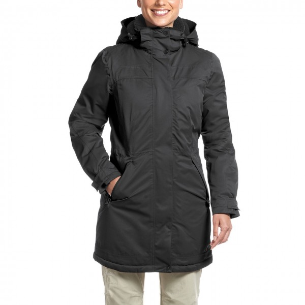 Maier Sports Lisa 2 Funktionsmantel Damen black