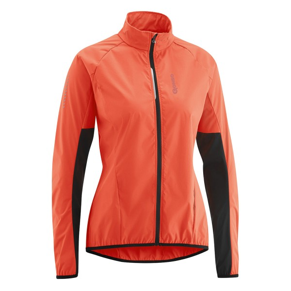 Gonso Damen Windjacke Spilit hot coral