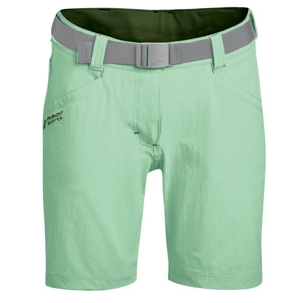 maier sports lulaka shorts green ash