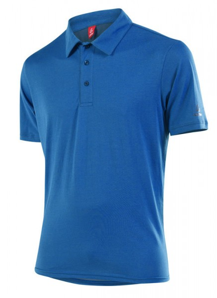 Löffler Herren Poloshirt Transtex® Single CF mauritius