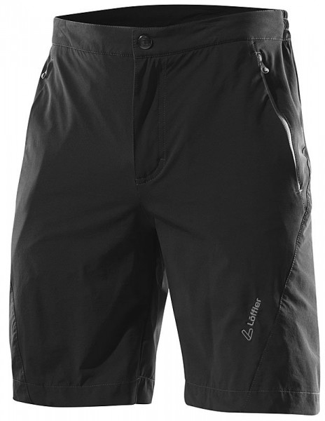 Löffler Herren Bike Shorts Comfort CSL black