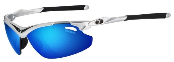 Tifosi Sportbrille Tyrant 2.0 race black clarion blue polarized