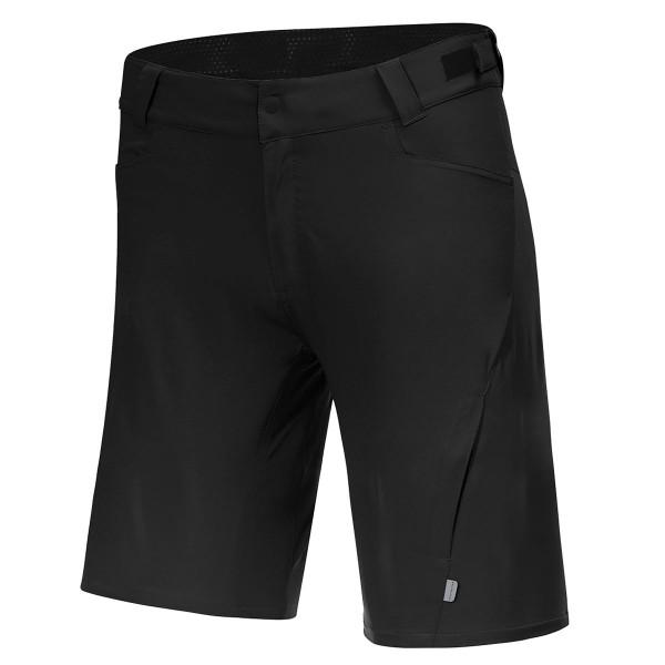 protective herren bike-short p-valley black