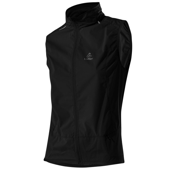 Löffler Damen Windweste Windstopper® Active black