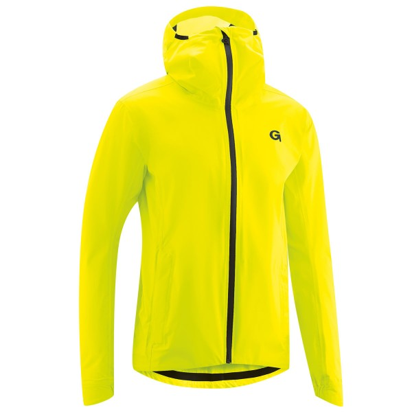 Gonso Herren Regenjacke Save Plus safety yellow
